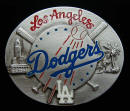 Los Angelas Dodgers Belt Buckle